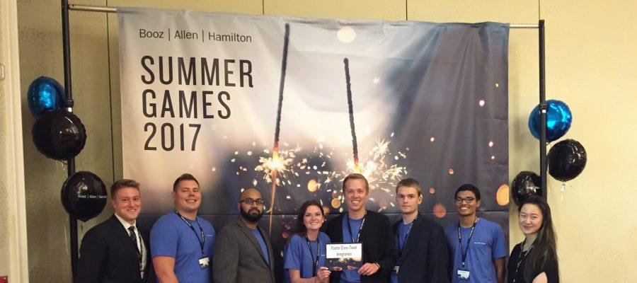 Booz Allen Hamilton hiring 2020 Summer Games Internship in ...
