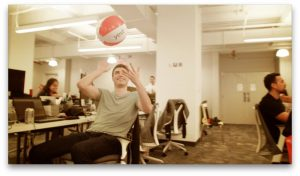 Yext office fun picture