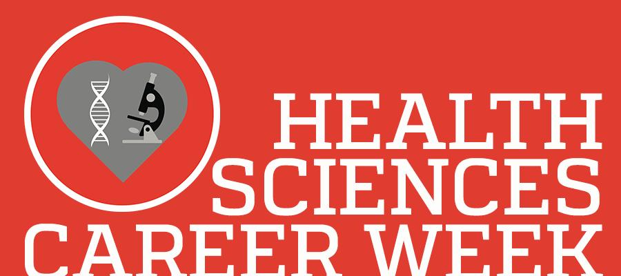 Health Sciences Career Week events Nov. 6-10 2017