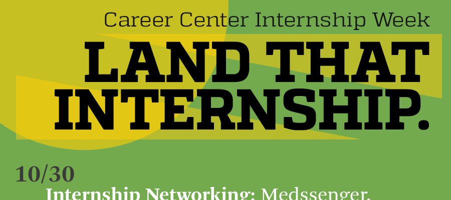 internship week Oct 30 to Nov 2