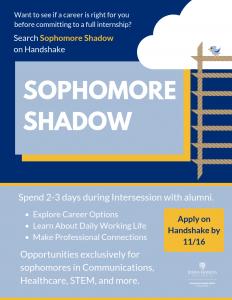 sophomore shadow flyer