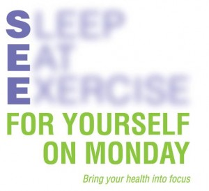 SEE for Yourself on Monday — Bring your health into focus