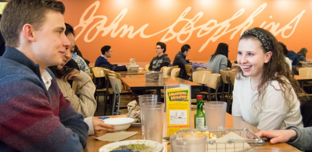 Fresh Food Cafe Johns Hopkins Hours