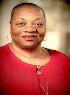 A headshot of Marcia Ekpaha-Mensah.