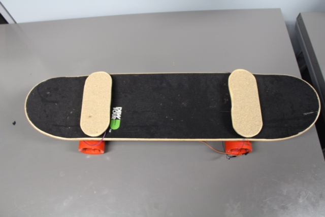 Electric Skateboard-1