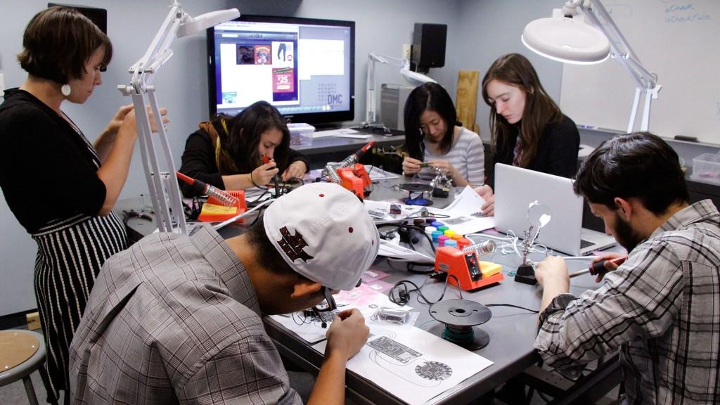 Makerspace workshop