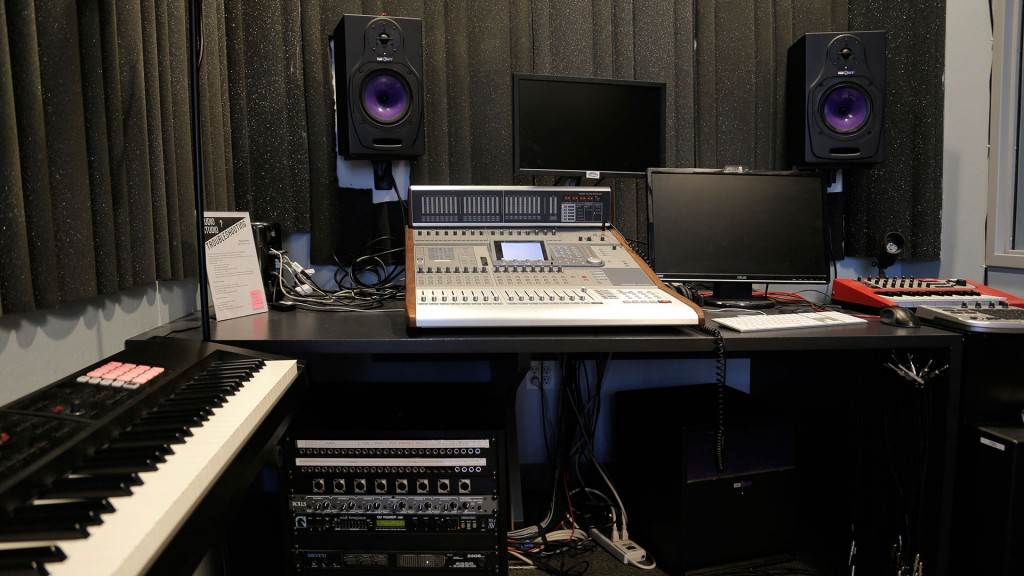 DMC audio studio
