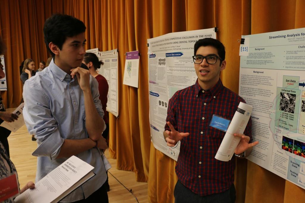 Participants at Research Remix