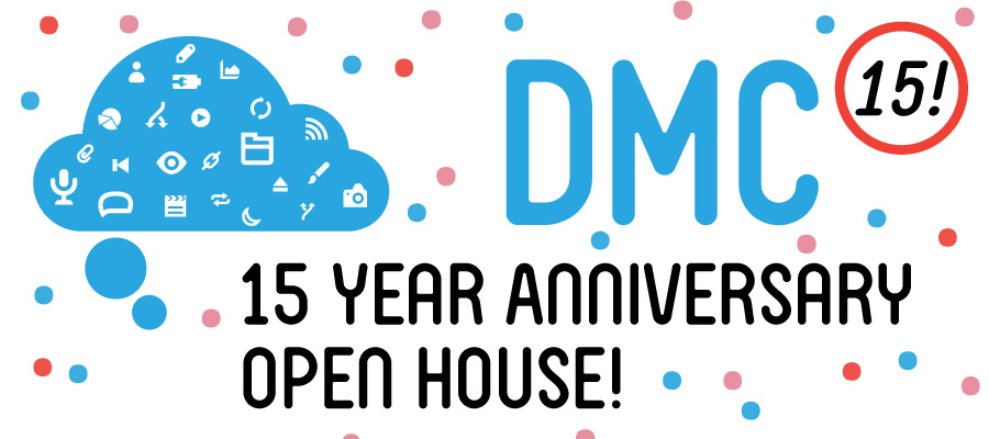 DMC 15th Anniversary Open House