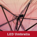 LED Umbrella link