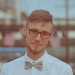 Headshot of Jacob Budenz