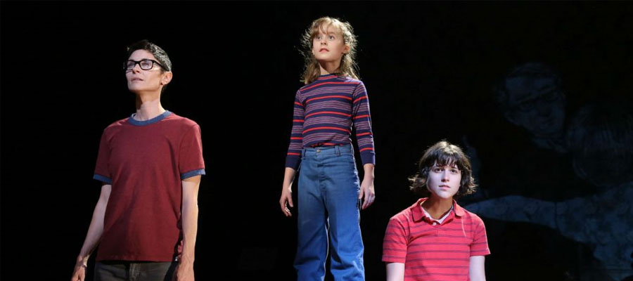 A scene from Fun Home.