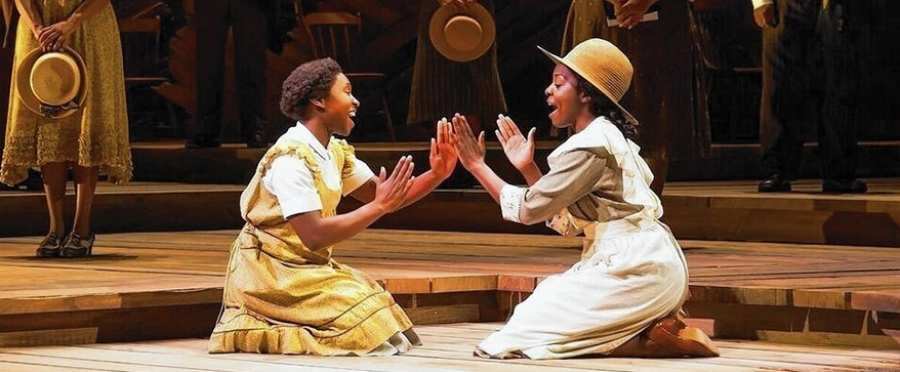 "Scene from ""The Color Purple"""