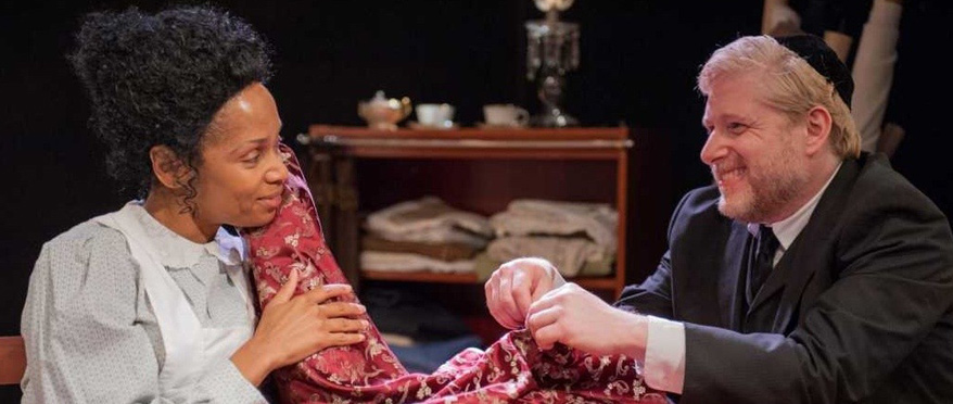 "Scene from ""Intimate Apparel"""