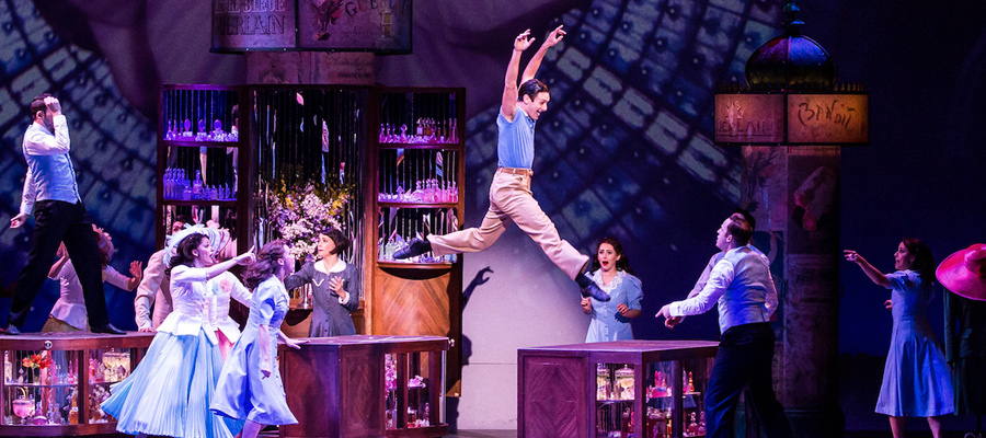 """An American In Paris"" performance"