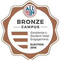 All in Challenge bronze campus logo