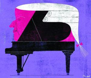 HSO—Brian Ganz Plays Mozart @ Shriver Hall