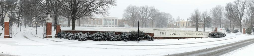 hopkins with snow
