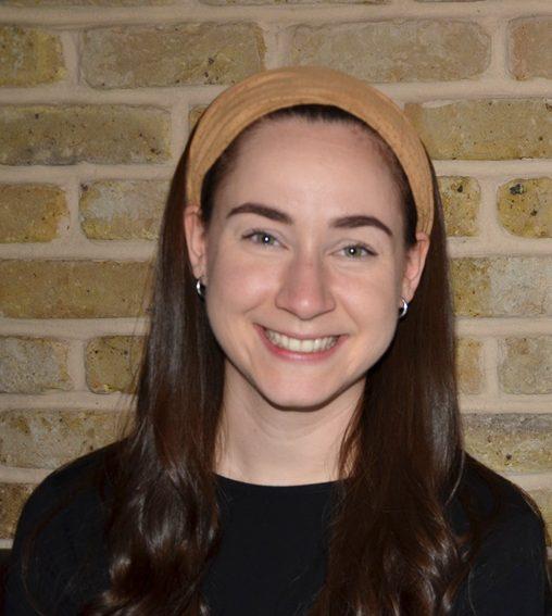 Headshot of Nadine Goldberg