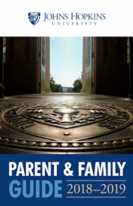Parent Family Guide Cover