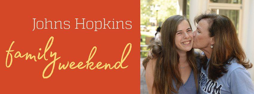 Johns Hopkins Family Weekend