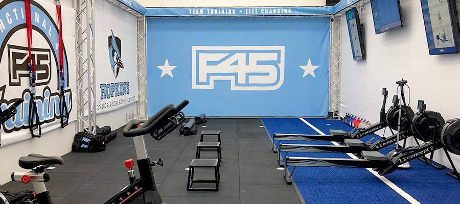 F45 studio
