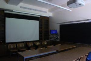 Classroom in Gilman Hall