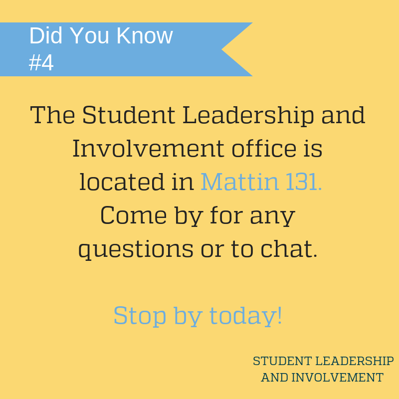 SLI Office for Questions