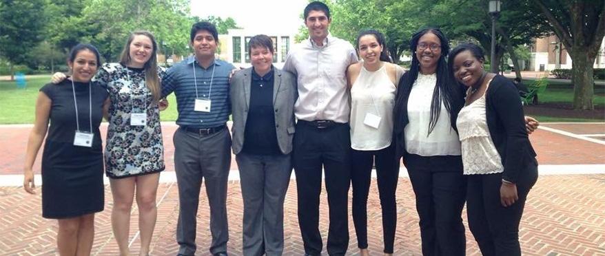 Picture of 2015 CIIP Peer Mentors
