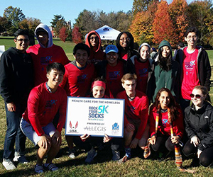 picture of Hopkins for the Homless at the Rock your Socks 5k