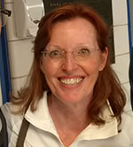 Headshot of Kate McGuire, MD Science Olympiad Advisor