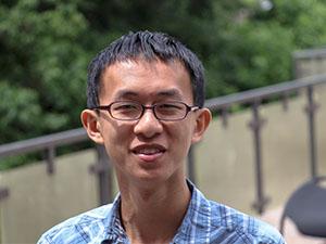 photo of Jimmy Li CIIP