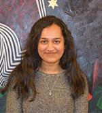 headshot of Anusha Gollapalli