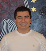 headshot of David Espinoza