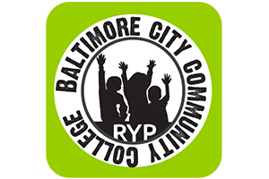 Baltimore City Community College Refugee Youth Project Logo . go to www.refugeeyouthproject.org/ for more information about this organization.