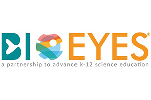 BioEYES logo. Go to www.bioeyes.org for more information