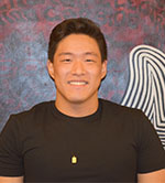 headshot of James Yu