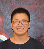 headshot of Peter Huang