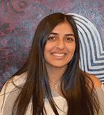 headshot of Radhika Patel