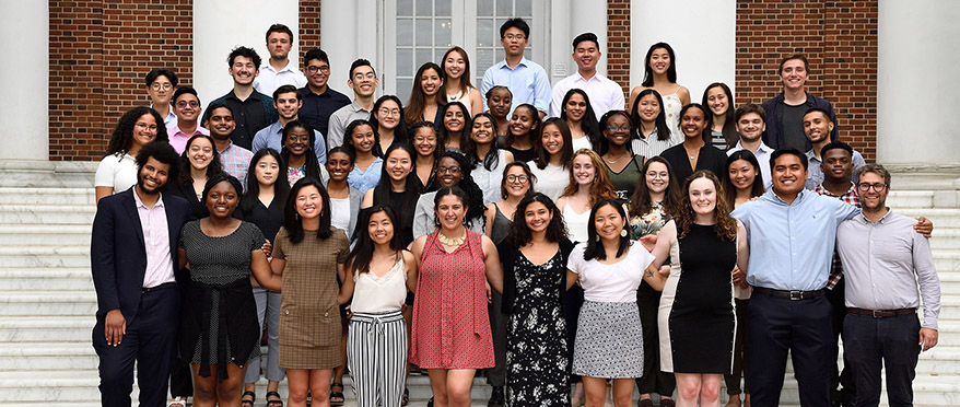 Picture of JHU CIIP 2019 cohort