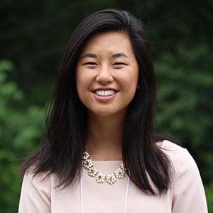 headshot of Claire Zou