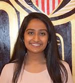 headshot of Deepa Ravindra