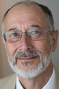 photo of Dr. Phil Leaf, JHU faculty member
