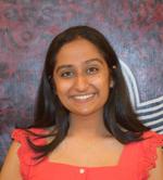 headshot of jhu student Deepa