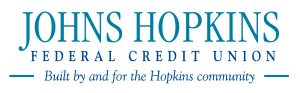 Johns Hopkins Federal Credit Union logo.