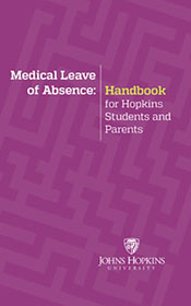 Cover of Medical Leave of Absence Handbook