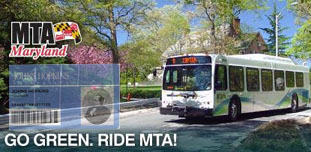 Go Green. Ride MTA!