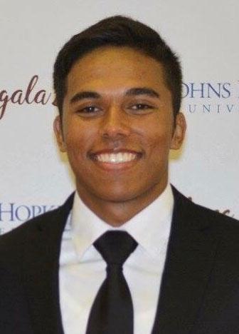 Undergrad Student Employee of the Year 2020