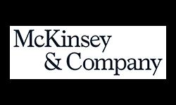 McKinsey & Company logo.
